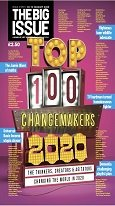 The Big Issue Top 100 Changemakers - resized for image preview
